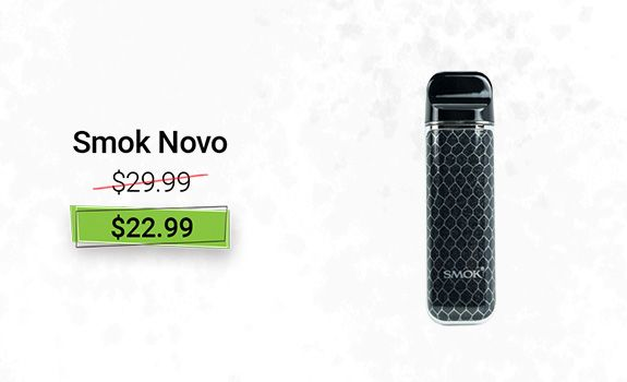 Royal Sale - Smok Novo