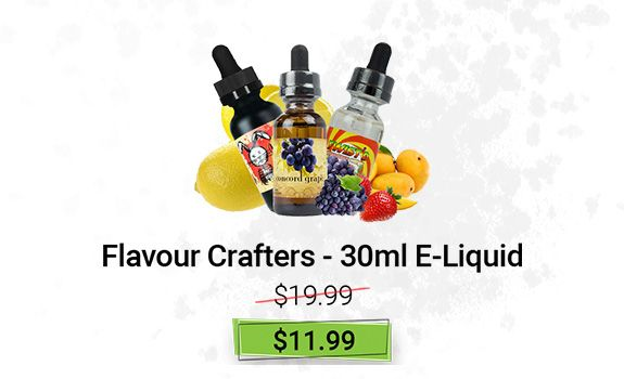Royal Sale - Flavour Crafters 30ml E-liquid