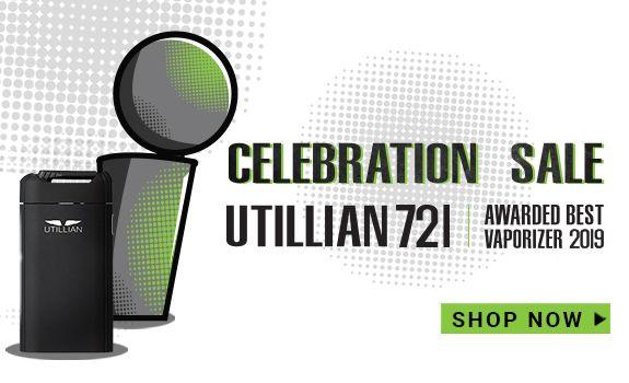 Utillian 721 Vaporizer