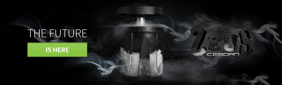 ZEUS Iceborn Vapour Cooling Device