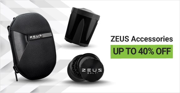 Zeus Vaporizer Accessories Sale
