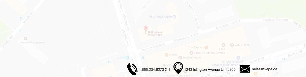 TVape Address