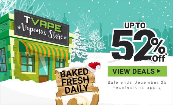 Holiday Vaporizer Sale