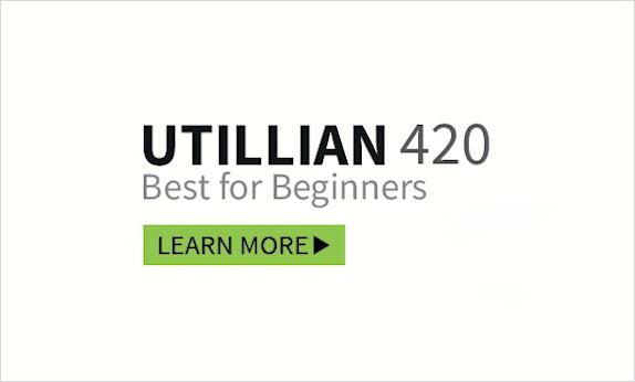 Utillian 420 Vaporizer - TVape Canada